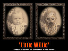 "Haunted Memories ""Little Willie"" 5 X 7 Changing Portrait"