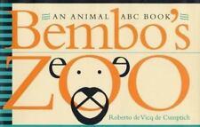 Bembo's Zoo: An Animal ABC Book