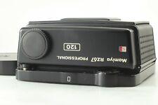 【NEAR MINT】 Mamiya RZ67 PRO 120 Roll Film Back Holder Medium Format from JAPAN