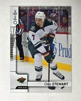 2017-18 17-18 O-Pee-Chee OPC Base #299 Chris Stewart