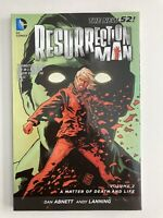 Resurrection Man Vol 2: A Matter of Death And Life - DC New 52 Tpb Graphic Novel