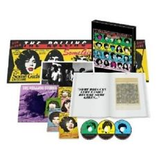 "THE ROLLING STONES ""SOME GIRLS"" 2 CD + DVD+ 7"" VINYL"