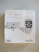 NEW OLD STOCK ABT IJETABT01 WIRELESS REMOTE FOR IPOD
