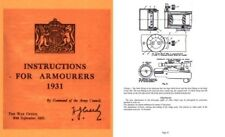 Lee Enfield Rifle, Instructions for Armourers 1931 by The War Office, Part II