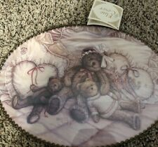 Gallery Graphics Teddy Bear Nap time Flue Cover