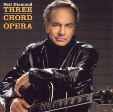 Neil Diamond - Three Chord Opera 2001 CD free US shipping!