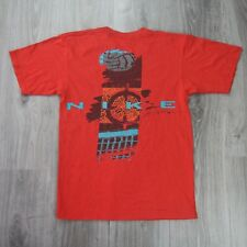 Mens Vintage 90s Nike Made In USA Safari Football Tee T Shirt RARE S 2442