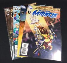 DC Comics Seven Soldiers Mister Miracle Issues #1-4