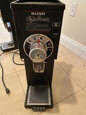 Bunn Commercial Coffee Grinder G1 HD Black 120v (22104.0000)