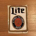 Miller Lite Beer Patch
