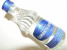Gorbaciov vodka 40ml. MINI BOTTLE 4cl. 0,04l GERMANY miniature Vodka