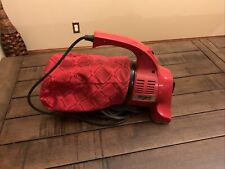 Royal Dirt Devil hand vacuum model 103 with attachments-Works great!