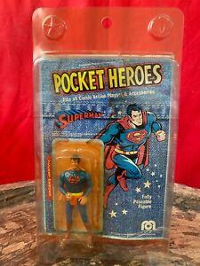 Superman 1979 Mego Pocket Heroes