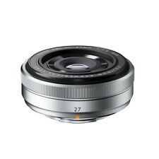 Fujifilm 27mm F2.8 XF X Mount Lens Black Ca0295