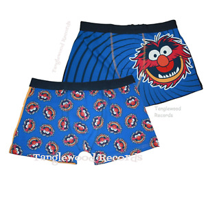 Muppets -  Animal men's 2 pack Trunks / Underwear