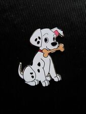 PINS DISNEY FANTASY PIN ROLLY PUPPY 101 DALMATIANS WITH A BONE