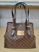 Louis Vuitton Hampstead MM Damier Ebene Tote Bag - Shoulder Bag