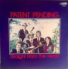 Patent Pending - Straight From The Heart - Outlet Records - 1982 - Vinyl