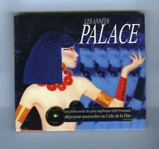 LES ANNEES PALACE 2 CD(NEUF) CHIC GRACE JONES SISTER SLEDGE JACKSONS SYVESTER