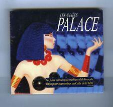LES ANNEES PALACE 2 CD(NEUF) CHIC GRACE JONES SISTER SLEDGE JACKSONS SYVESTER