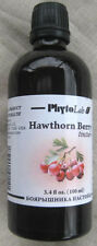 Hawthorn Tincture - the Best  Natural Heart Remedy  100 ml