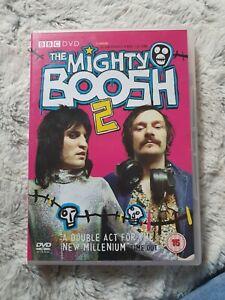 The Mighty Boosh 2 Dvd