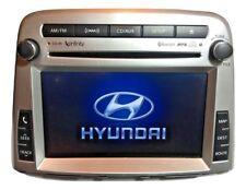 HYUNDAI GENESIS COUPE NAVIGATION RADIO INFINITY MP3 2009 2010 2011 96560-2M100S4