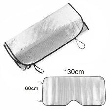 Car Sun Shade 130cm Windshield Cover,Easy to Use ,Windshield Sun Shade Protector