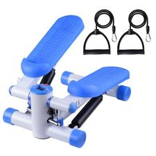Mini Stepper Calves Thighs Fitness Cardio Exercise Workout Trainer Home Gym Blue