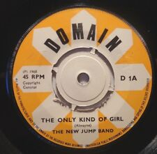"The New Jump Band - The Only Kind Of Girl - Domain - UK 1966 Mod Psych 7"" Single"
