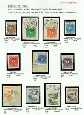 Netherlands Indies SOUTH CELEBES Japanese Occupation Definitive Issue