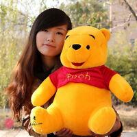 "24"" GIANT HUGE BIG Winnie the Pooh STUFFED ANIMALS PLUSH SOFT TOYS kids gift"