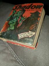 The Shadow & The Ghost Makers by Maxwell Grant-Vintage Better Little Book-1942