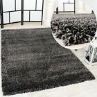 Shaggy Tapis Longues Mèches Super Soft Rio XXL Shaggy Tapis Unicolore Anthracite