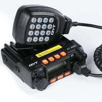 KT-8900 Dual-Band 25W VHF UHF Car/Trunk Ham Mobile Transceiver Two Way Radio 3C