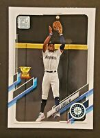 2021 Topps Series 1 Kyle Lewis Gold Cup Rookie Seattle Mariners #42