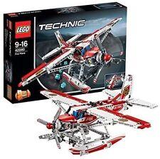 Retired Lego Technic 42040 Fire Plane