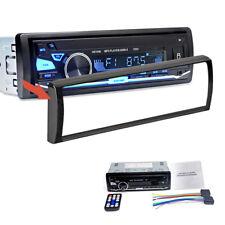 Vehículo Bluetooth Multifunción MP3 Reproductor Estéreo en Tablero 1 DIN Radio FM Audio