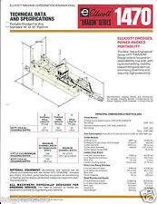 Equipment Brochure - Ellicott - 1470 - Dragon series - Dredge - 1979 (E2824)