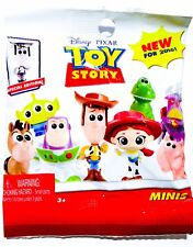 Disney Pixar Toy Story 2016 Special Edition Minis Blind Bag Mystery Bag Figure