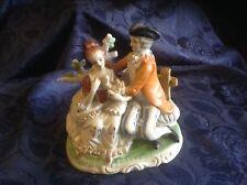 Art. 47 - Ias - Fantastic Statuette in porcelain
