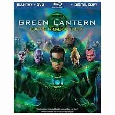 Green Lantern (Blu-ray Disc, 2013, With Movie Money)