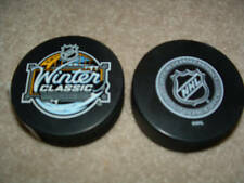 2011 NHL WINTER CLASSIC PITTSBURGH HOCKEY PUCK NEW