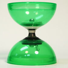 Higgins Brothers Revolution Triple-Bearing Diabolo - Green