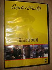 DVD IL NATALE DI POIROT AGATHA CHRISTIE MALAVASI