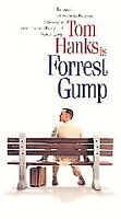 Forrest Gump VHS 1995 Tom Hanks Sally Field Robin Wright Gary Sinise