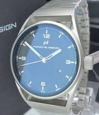Ungetragene original Porsche Design Timepieces Herrenuhr in Titan 2017