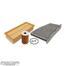 Filtersatz Ölfilter Luftfilter Aktivkohlefilter für Audi VW Seat Skoda 1.6 TDI
