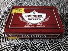 Swisher Cigar Box