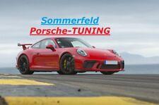 Porsche Carrera 997 + 997 S MK1 Sportauspuff Auspuff Umbau Exhaust Muffler